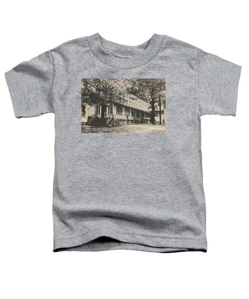 Lake View Hotel On Lake Hopatcong Toddler T-Shirt