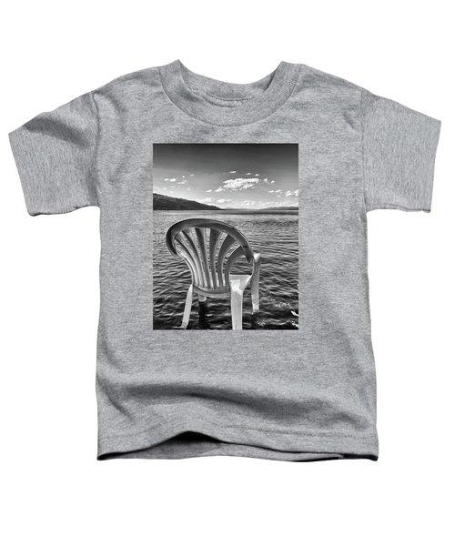 Lakeside Waiting Room Toddler T-Shirt