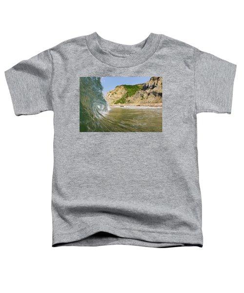 Land And Sea Toddler T-Shirt