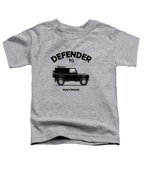 Land Rover Defender 90 Toddler T-Shirt