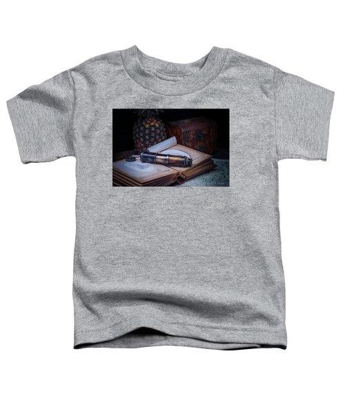 Last Adventure Memories Toddler T-Shirt