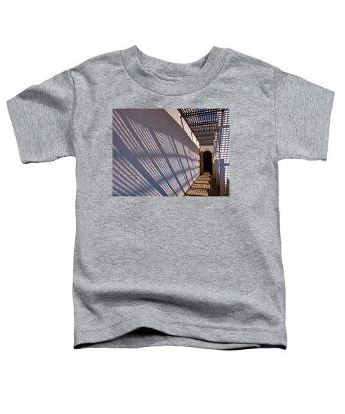 Lattice Shadows Toddler T-Shirt