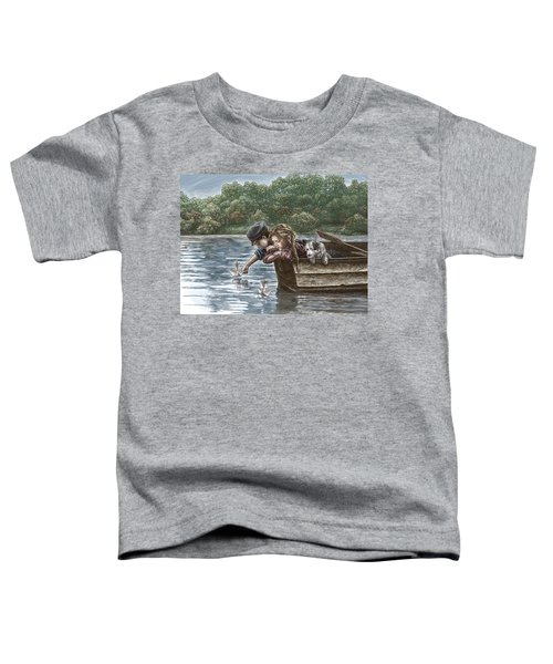 Launching Dreams Toddler T-Shirt