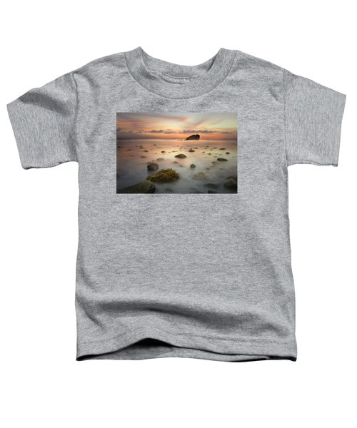 Malibu Sunset Toddler T-Shirt