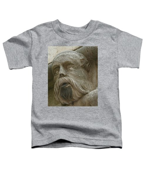 Life Sized Sculptures Of Human Heads Toddler T-Shirt