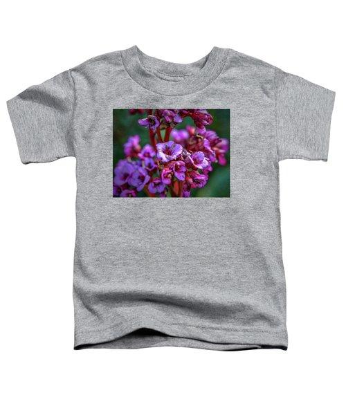 Lilac #h9 Toddler T-Shirt