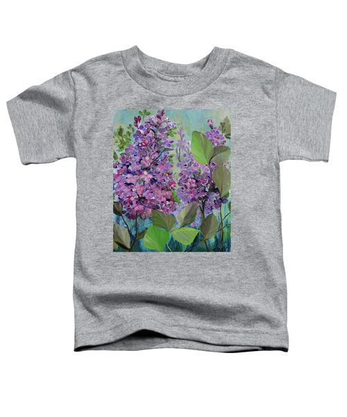 Lilac Love Toddler T-Shirt