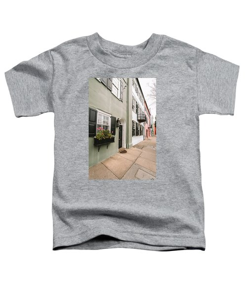 Live In Color Toddler T-Shirt