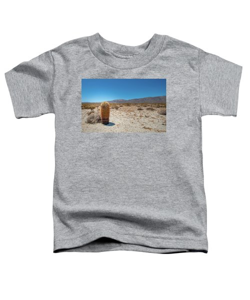 Lone Barrel Cactus Toddler T-Shirt