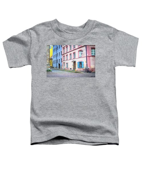 Lonely Bicycle Toddler T-Shirt
