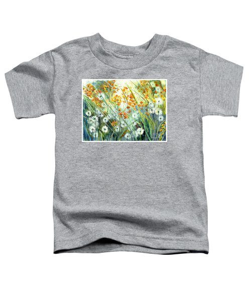 Lonely End Of The Summer Toddler T-Shirt