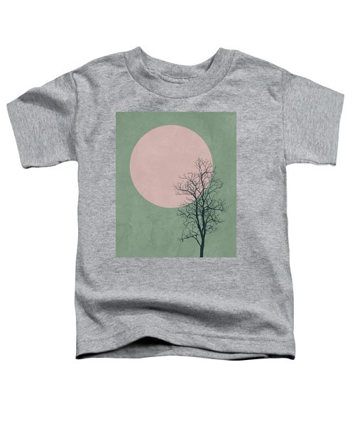 Lonely Tree II Toddler T-Shirt