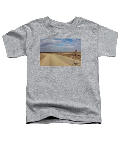 Lonesome Road Toddler T-Shirt