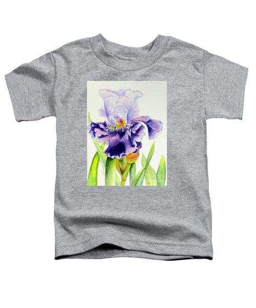Lovely Iris Toddler T-Shirt