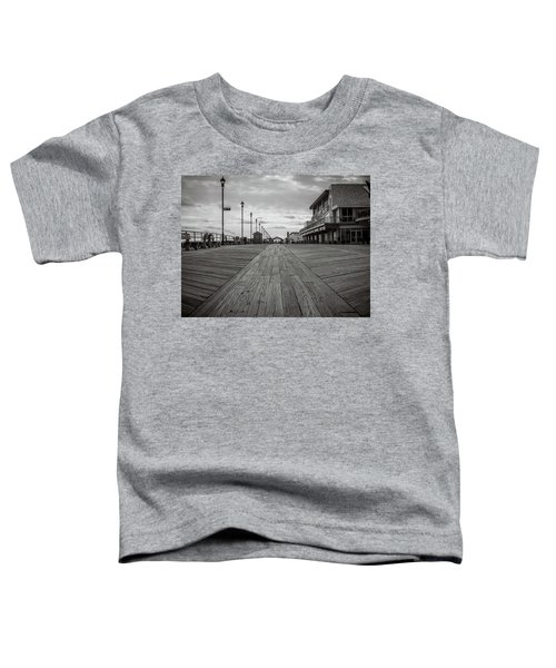 Low On The Boardwalk Toddler T-Shirt