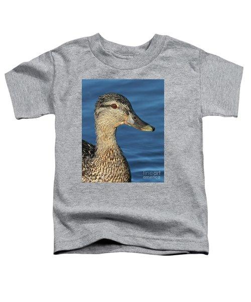 Mama Black Duck Toddler T-Shirt