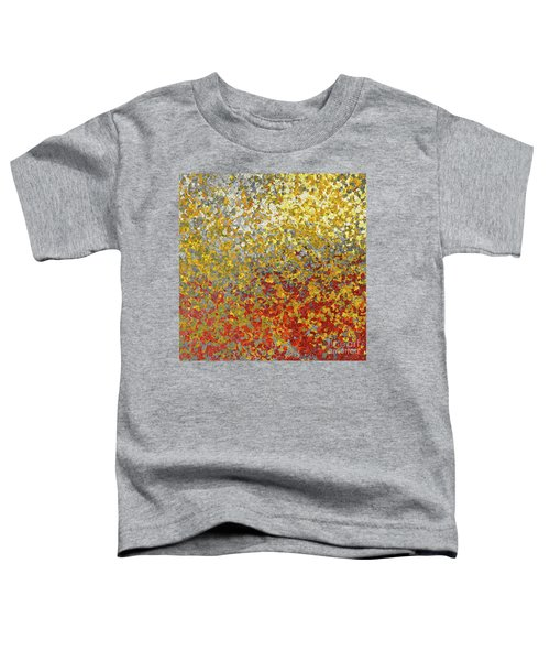 Matthew 3 15. Fulfill All Righteousness Toddler T-Shirt