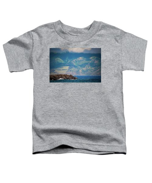 Maui Fisherman Toddler T-Shirt