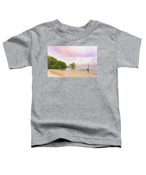 Mayan Sea Toddler T-Shirt