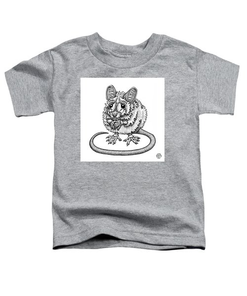 Meadow Jumping Mouse Toddler T-Shirt