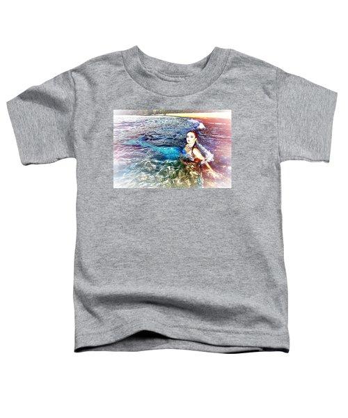 Mermaid Shores Toddler T-Shirt