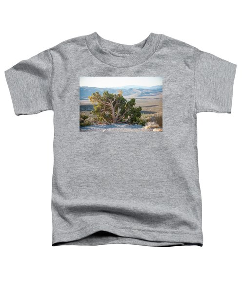 Mesquite In Nevada Desert Toddler T-Shirt