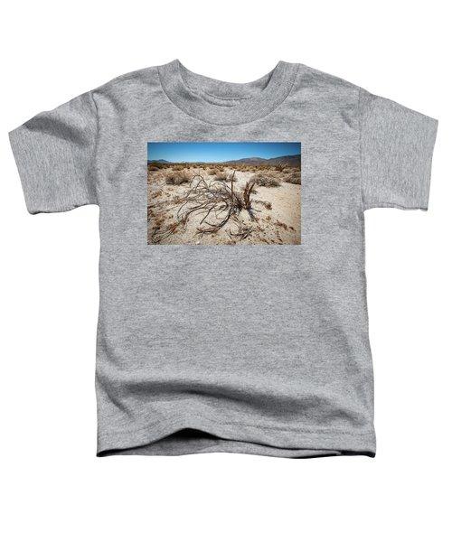 Mesquite In The Desert Sun Toddler T-Shirt