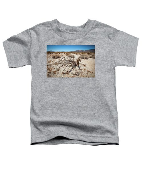 Mesquite In The Desert Sun Toddler T-Shirt