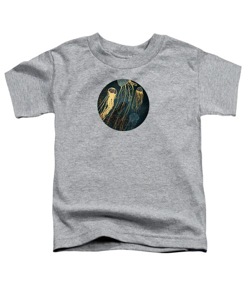 Metallic Jellyfish Toddler T-Shirt