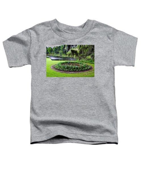 Middleton Gardens Mill Pond Toddler T-Shirt