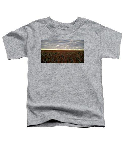 Miles Of Milo Toddler T-Shirt