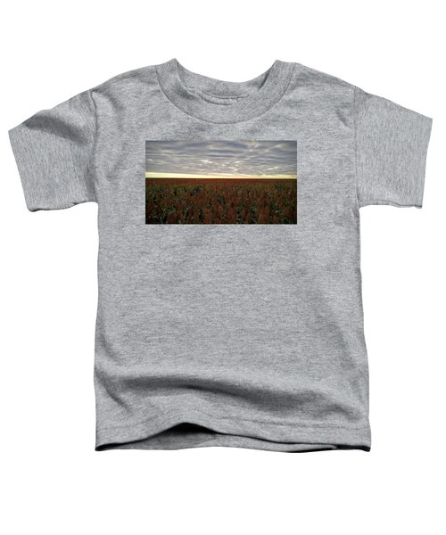 Toddler T-Shirt featuring the photograph Miles Of Milo by Carl Young
