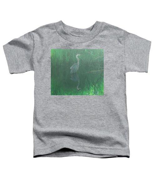 Mirror Image Toddler T-Shirt