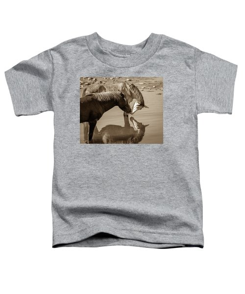 Mirrored Souls Toddler T-Shirt