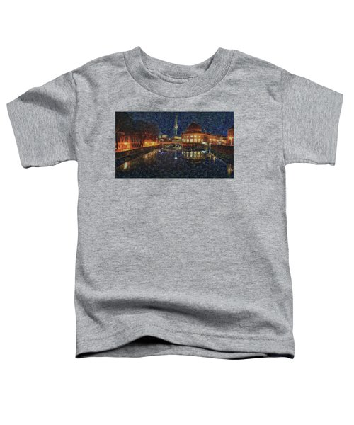 Mist Of Impressionism. Berlin. Toddler T-Shirt