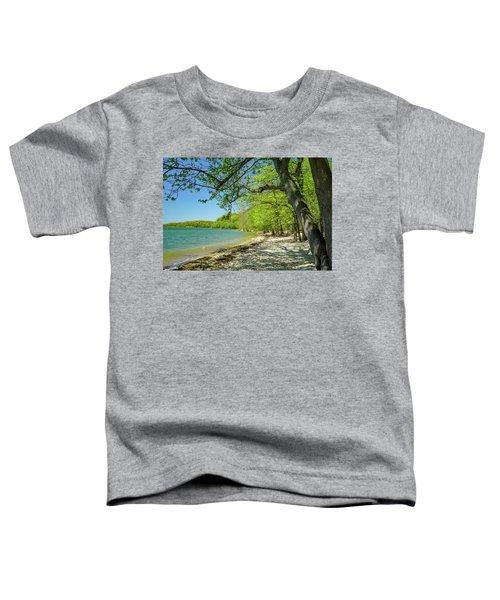 Moss Creek Beach Toddler T-Shirt
