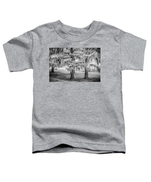 Moss Laden Trees 4132 Toddler T-Shirt