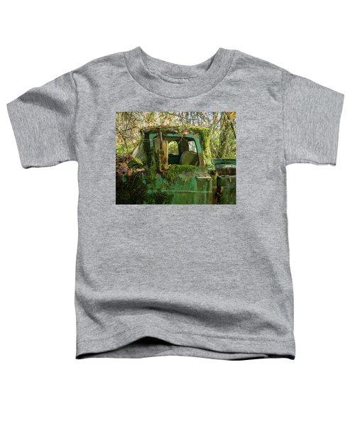 Mossy Truck Toddler T-Shirt