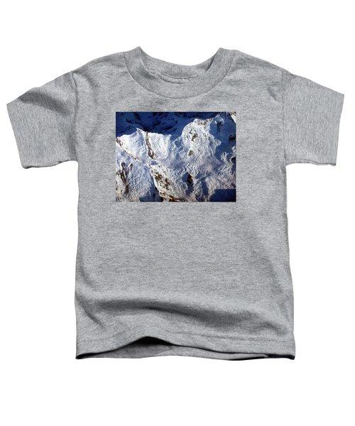 Mountaintop Snow Toddler T-Shirt