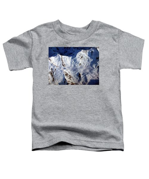Mountaintop Snow Toddler T-Shirt