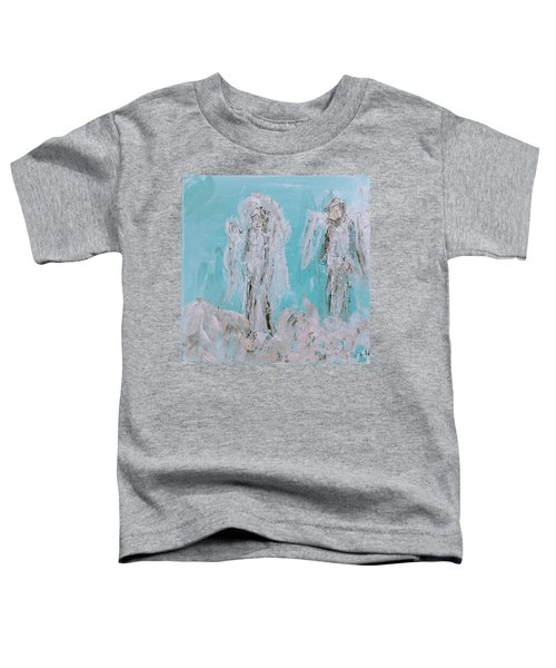 Mr And Mrs Angels Toddler T-Shirt