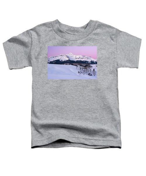 Mt Wilson Toddler T-Shirt