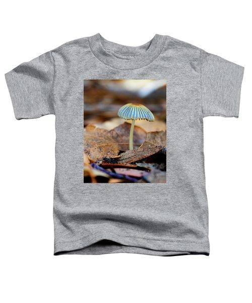 Mushroom Under The Oak Tree Toddler T-Shirt