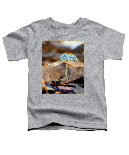 Mushroom Under The Oak Tree Toddler T-Shirt