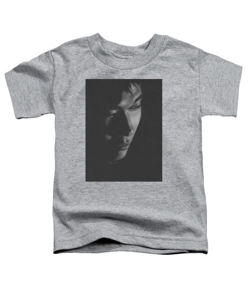 Muted Shadow No. 10 Toddler T-Shirt