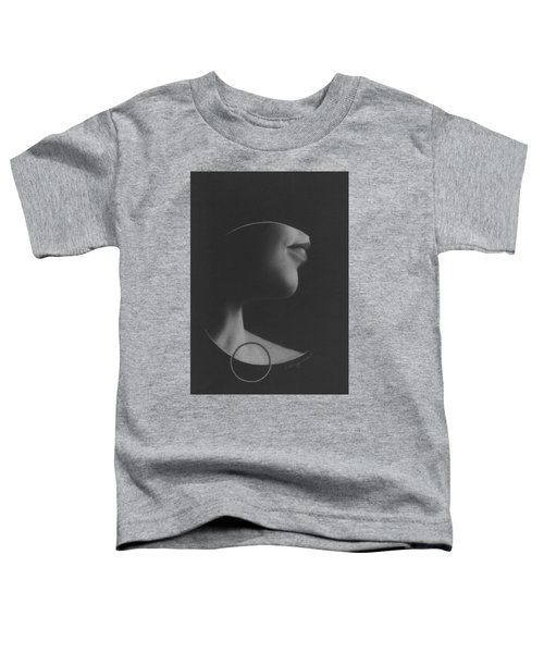 Muted Shadow No. 7 Toddler T-Shirt