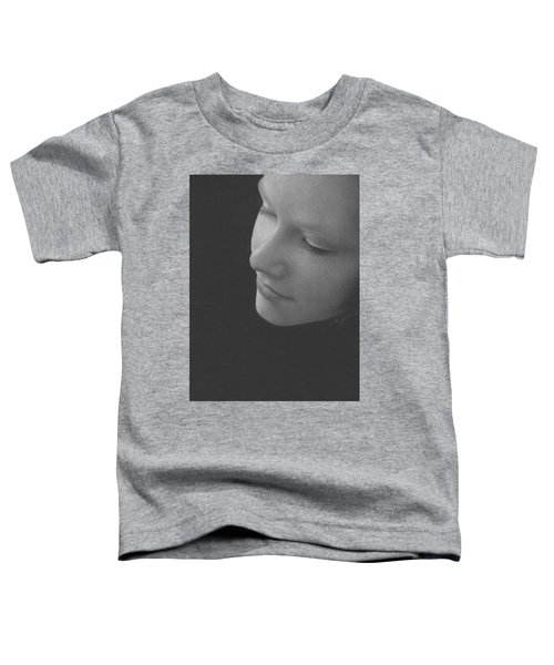 Muted Shadow No. 9 Toddler T-Shirt