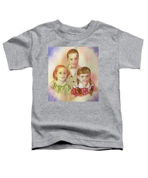 The Latimer Kids Toddler T-Shirt
