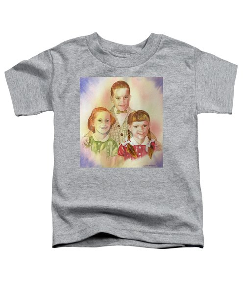 The Latimer Kids Toddler T-Shirt