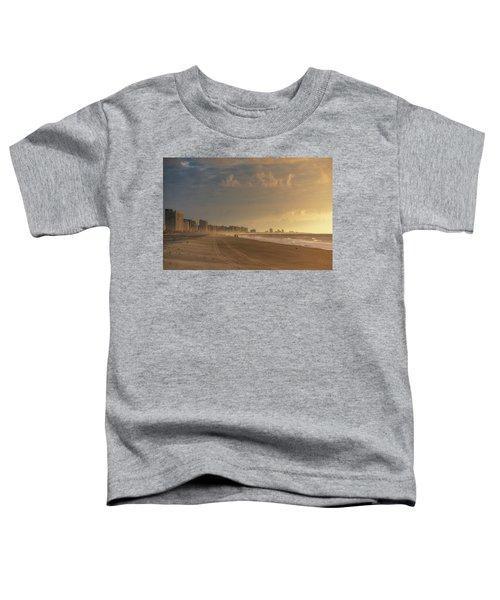 Myrtle Sunrise Toddler T-Shirt